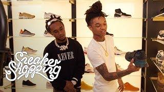 Rae Sremmurd Go Sneaker Shopping With Complex