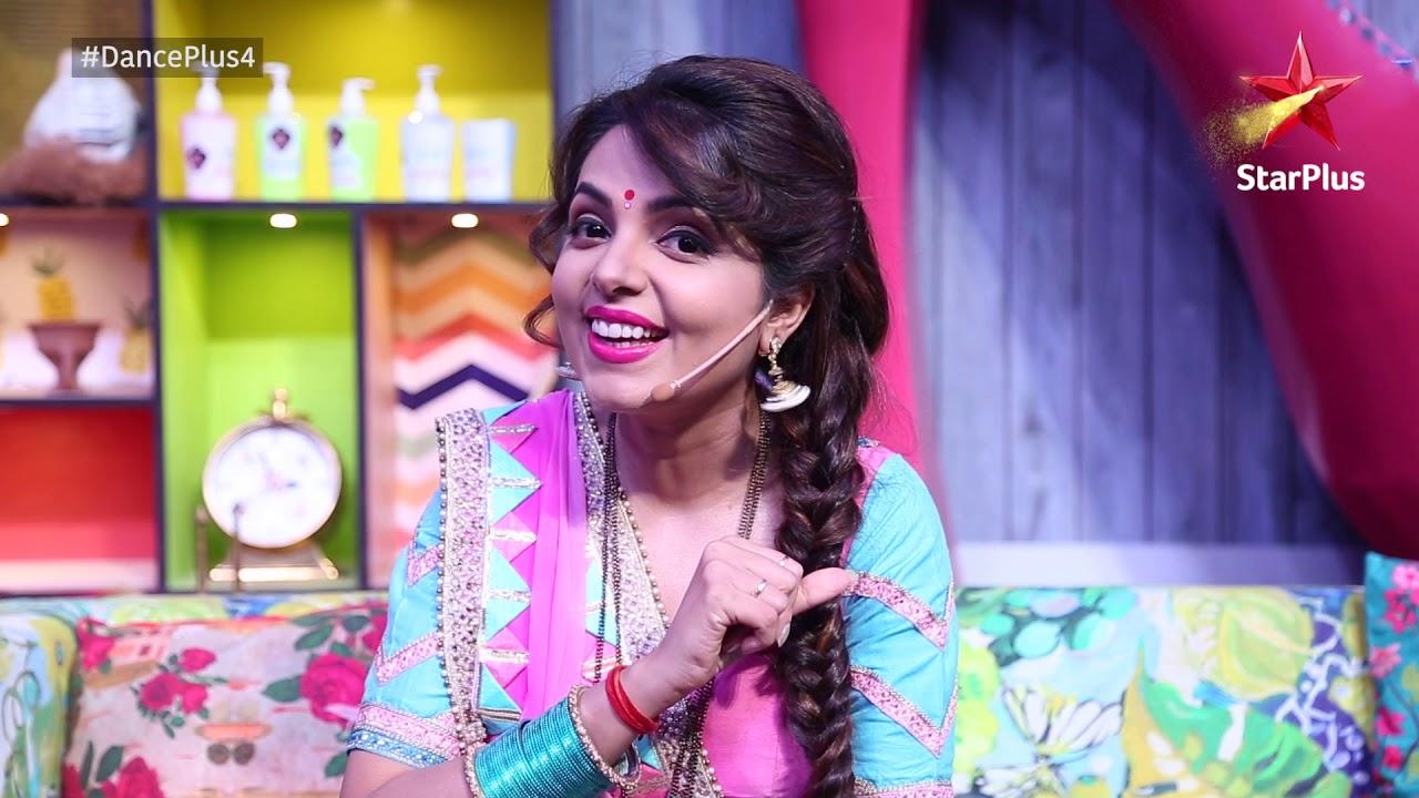 Dance+ 4 | Bhabhi's singing