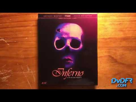 Unboxing : Inferno - Digibook Blu-ray / DVD