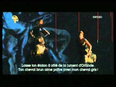 Wagner . La Walkyria . La Scala . Barenboim 2010 (4/6)