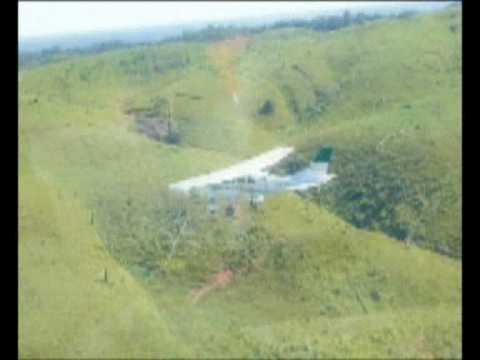 Caça da FAB intercepta, avião com cocaína em Rondônia