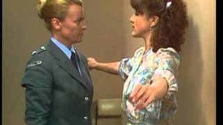 Download Video Prisoner Cell Block H - Sharon teases Vera during body search MP3 3GP MP4