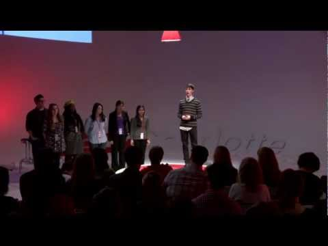 TEDxCharlotte Youth – On Youth Engagement