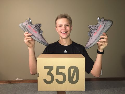 YEEZY BELUGA 2.0 UNBOXING, ON FOOT & REVIEW