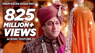 Nonton  Prem Ratan Dhan Payo  Title Song  Full Video    Salman Khan  Sonam Kapoor   Palak Muchhal T Series Film Subtitle Indonesia Streaming Movie Download