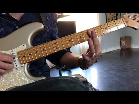 Rhythm and Chord Changes for Gravity -- John Mayer on Continuum