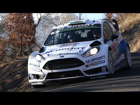 WRC Rallye Monte Carlo 2015 - Day 3 [HD]