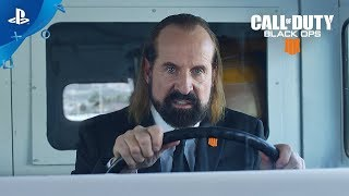 Call of Duty: Black Ops 4 – The Replacer Did It