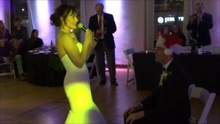 During our December wedding reception, my lovely bride serenaded me her rendition of this Christmas-time favorite by Eartha Kitt.https://www.gofundme.com/steve-dorys-marital-bliss