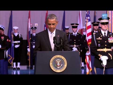 Речь Барака Обамы