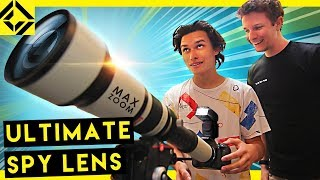 Video Testing $160 Mega Zoom Lens | 2,600mm MP3, 3GP, MP4, WEBM, AVI, FLV Mei 2019