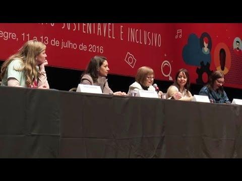 Mesa de debate: Mulheres na Computação