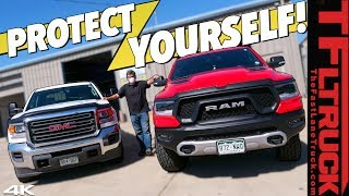 These Are the TWO Best and Easiest Mods to Protect Your Truck   Ram Rebel Rouser Ep.8 by The Fast Lane Truck
