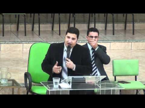 Culto de Ensino A.D. Belém em Artur Nogueira - Pr. Levy Junior