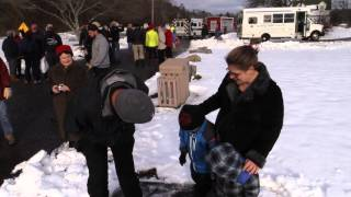 Boothbay Region YMCA Penguin Plunge Interview