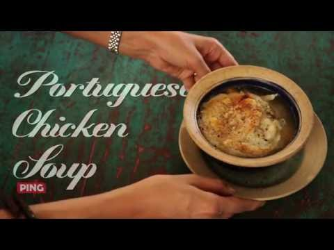 Portugese Chicken Soup