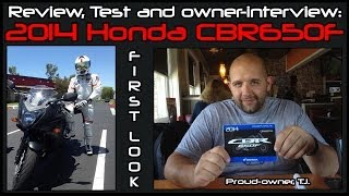 4. Bike-Test and Review: 2014 Honda CBR650F
