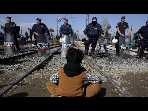 Ειδομένη: «Ανοίξτε τα σύνορα» φωνάζουν οι εγκλωβισμένοι πρόσφυγες
