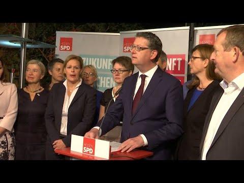Schäfer-Gümbel zur Hessenwahl: