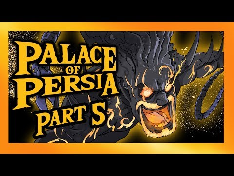 Matt's Palace of Persia: Part 5 (The Two Thrones)