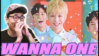Video Wanna One(워너원) - '약속해요(I.P.U.)' MV Reaction [BLONDE DANIEL!!!] MP3, 3GP, MP4, WEBM, AVI, FLV April 2018
