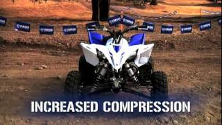 9. 2014 YFZ450R Features