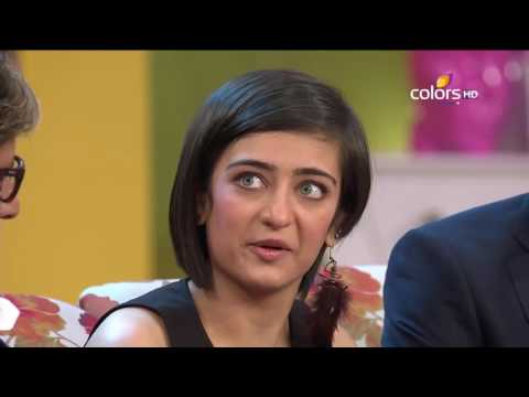 Comedy Nights with Kapil - Amitabh & Dhanush - Shamitabh - 8th February 2015 - Full Episode