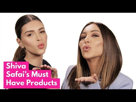 What's in Shiva Safai's Bag?? | Diana Madison Style Lab