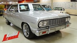 Download Lagu 1964 Chevrolet Malibu SS Hotchkis Suspension Baer Brakes - Nicely Restored Mp3