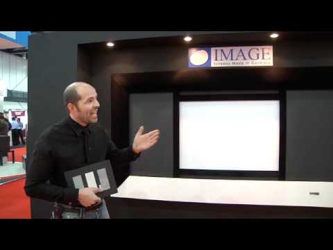 Product introduction by Founder of IMAGE Screens Mr. Michael Liesenfeld