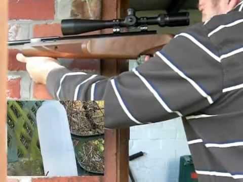 Theoben Evolution Gas Ram Air Rifle