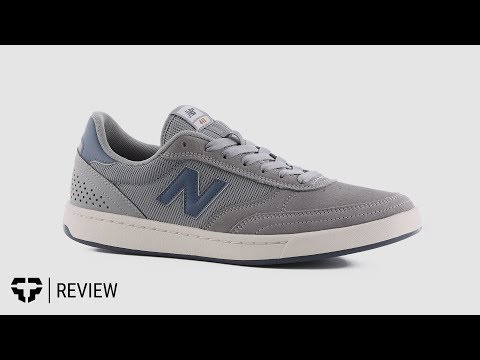 New Balance 440 Skate Shoes Review- Tactics.com