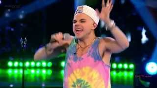 """[Full] The Voice UK Live Shows 4 : Vince Kidd """"My Love Is Your Love""""  + Comments"""