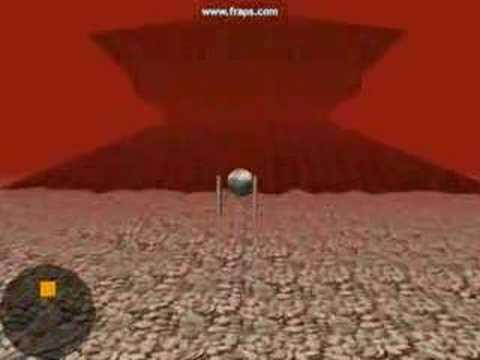 Sentinel Sphere 3D Game