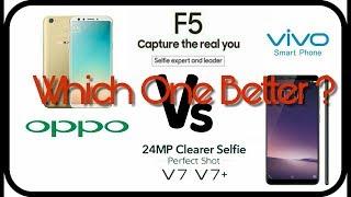 Video Vivo V7 Vs Oppo F5 || Full Spesification Detail || Which One Better ? MP3, 3GP, MP4, WEBM, AVI, FLV November 2017