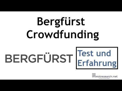Bergfürst Investmentmarktplatz für Immobilien und Start-Ups Test und Erfahrung