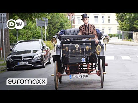 The Oldest Street Legal Car In Germany Is Back in Town!
