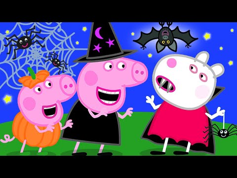 🎃 If You Are Spooky You Know It 👻 Peppa Pig Halloween Song Special | Nursery Rhymes + Kids Songs