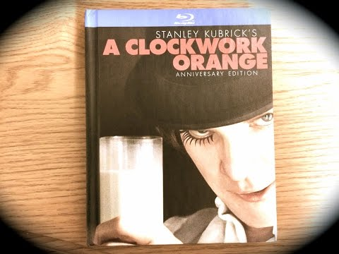 A Clockwork Orange Digibook (Bluray)
