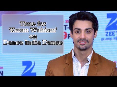Time for 'Karan Wahism' on Dance India Dance