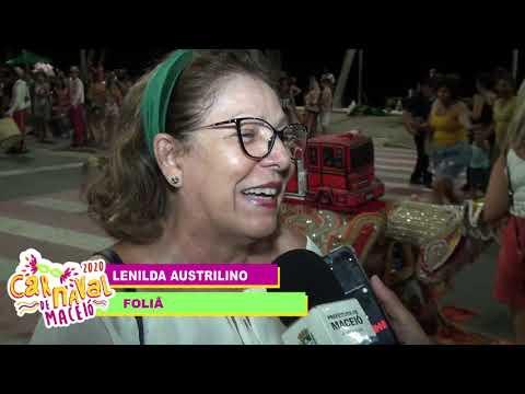Carnaval de Maceió valoriza participação do Bumba Meu Boi