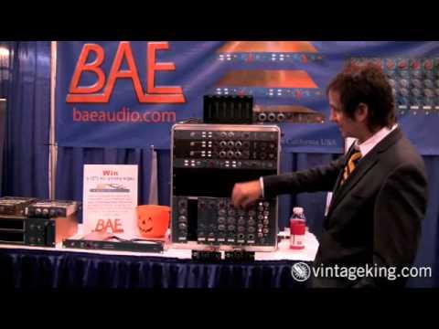 BAE 8CM 8 Channel Summing Mixer | Vintage King Audio