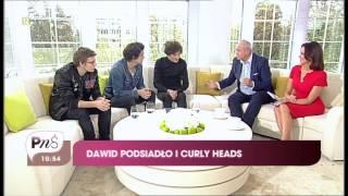 Nowa płyta Dawida Podsiadło i Curly Heads - Pytaniu na Śniadanie