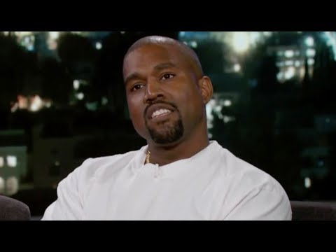 Kanye West Reveals SHOCKING Views About Women on Jimmy Kimmel