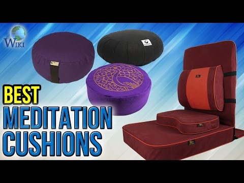10 Best Meditation Cushions 2017