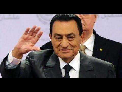 وفاة حسني مبارك عن عمر يناهز 92 عامًا