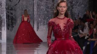 Download Lagu The Snow Crystal Forest Ziad Nakad Haute Couture F/W 17-18 show Mp3