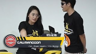 Vita Alvia - Tau Manggon (Official Music Video)