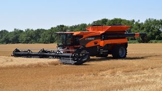 Video New Tribine Combine The Future of Harvesting is Now Trekkerweb MP3, 3GP, MP4, WEBM, AVI, FLV November 2017