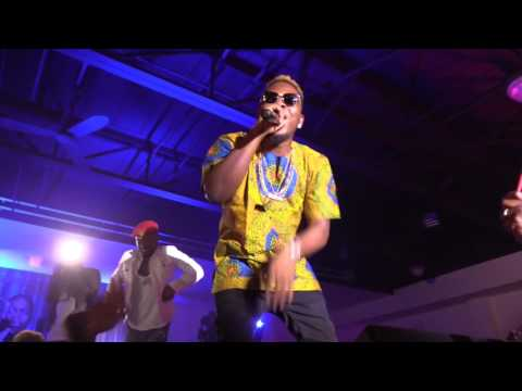 OLAMIDE IN TORONTO (PERFORMANCE)
